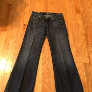 7 For All Mankind Jeans - 7 ForAll Mankind Dojo Trouser Jeans